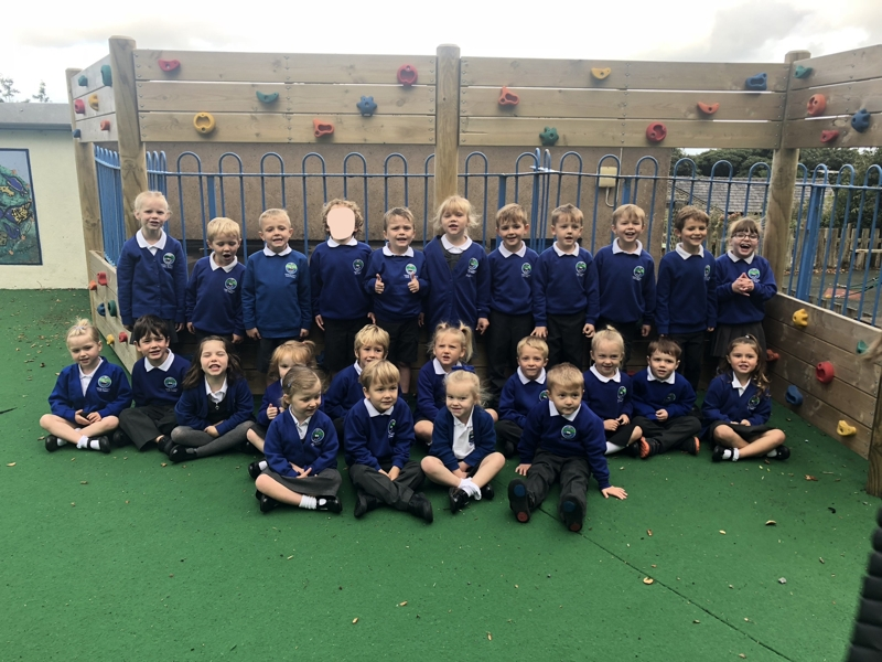 Ireleth St Peter's CofE School - Dolphin Class